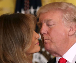 Melania Trump's Hand Swat Heard Around the World -And 4 Other Awkward Moments…