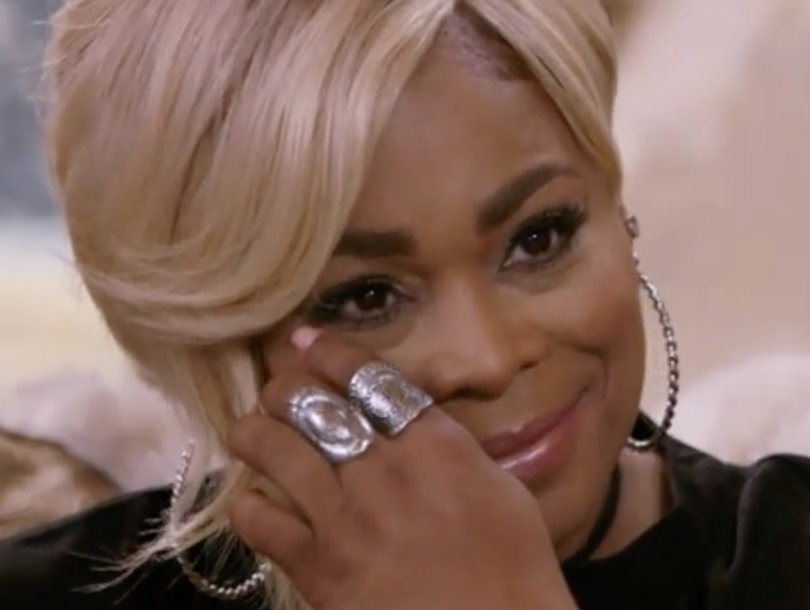 T-Boz Connects With Lisa 'Left Eye' Lopes With 'Hollywood Medium'