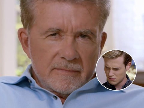 'Hollywood Medium' Warned 'Skeptic' Alan Thicke of Heart Issues Before His Death