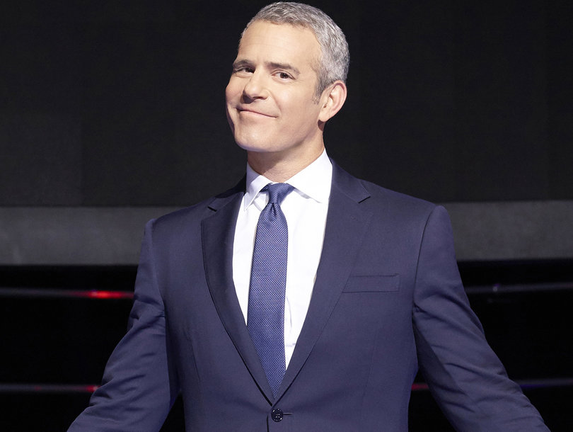 Andy Cohen Teases 'Love Connection': Gay Dates? Biggest Shockers and 'Real Housewives' Dream Contestant