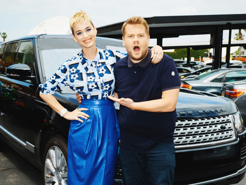 Perry Finally Spills the Tea on 'Petty' Swift Feud During 'Carpool Karaoke'