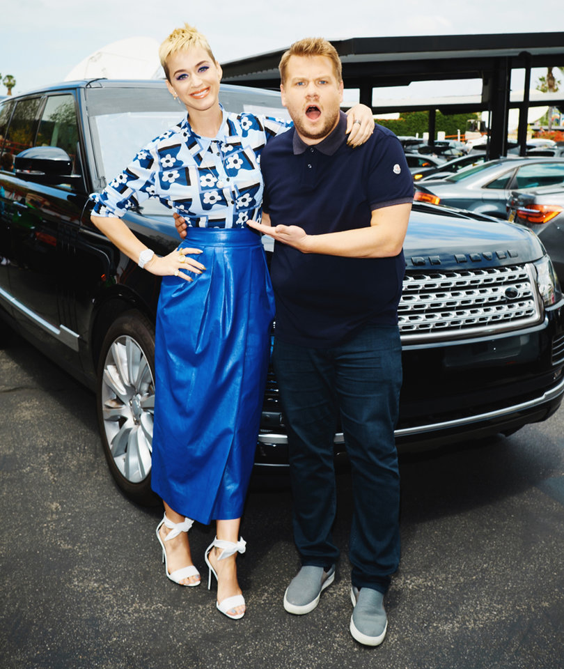 Perry Finally Spills the Tea on 'Petty' Swift Feud During 'Carpool Karaoke'