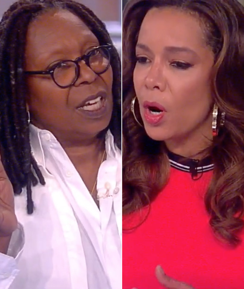 'The View' Blasts Donald Trump's 'Evil Losers' Response to Ariana Grande…