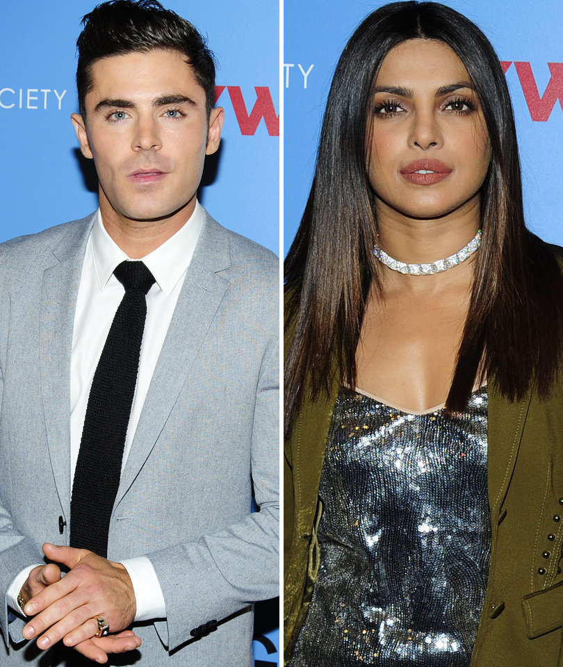 Inside 'Baywatch' Premiere and After-Party In NYC