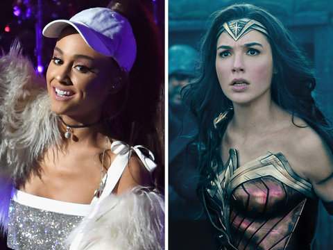 Ariana Grande Concerts, 'Wonder Woman' Premiere Cancelled in Wake of Manchester Attack