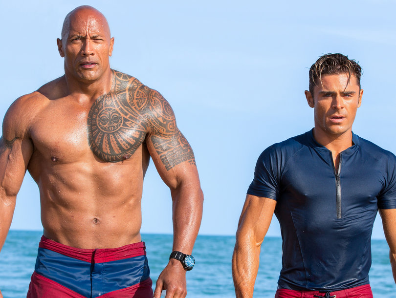 Critics Burn 'Baywatch': 5 Worst Reviews of Dwayne Johnson, Zac Efron's Alleged Comedy