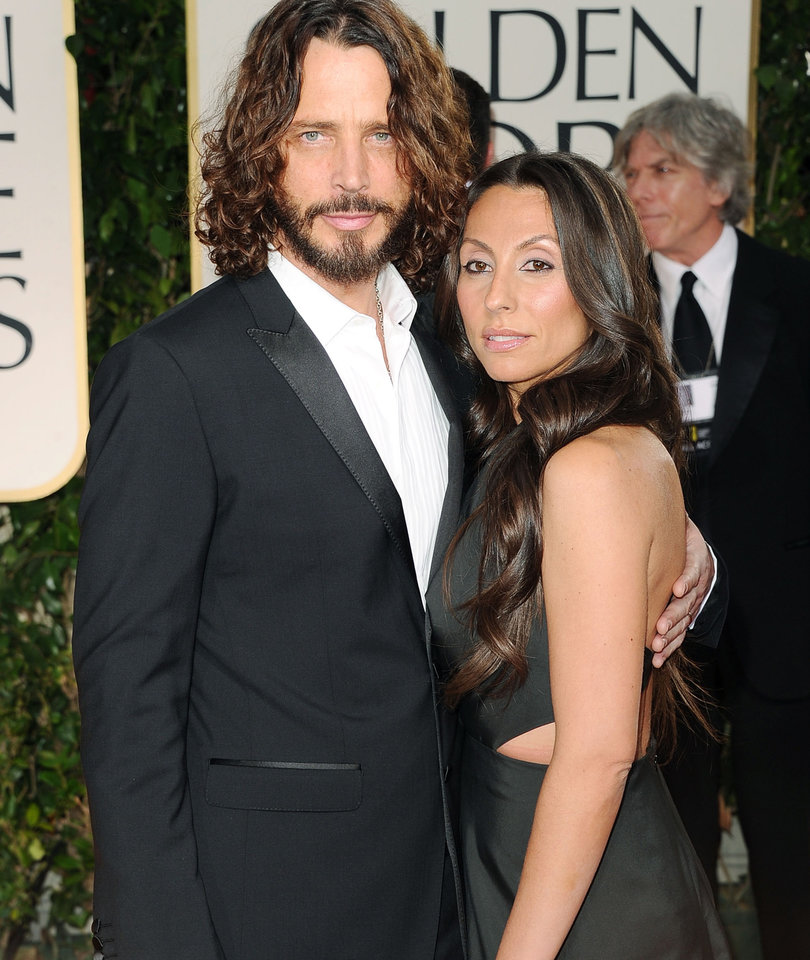 Chris Cornell's Wife Pens Letter to Her Late Husband: 'I'm Sorry You Were Alone'