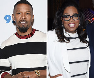 How Oprah Saved Jamie Foxx From His Hard Partying Ways