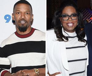 How Oprah Saved Jamie Foxx From His Hard Partying Ways