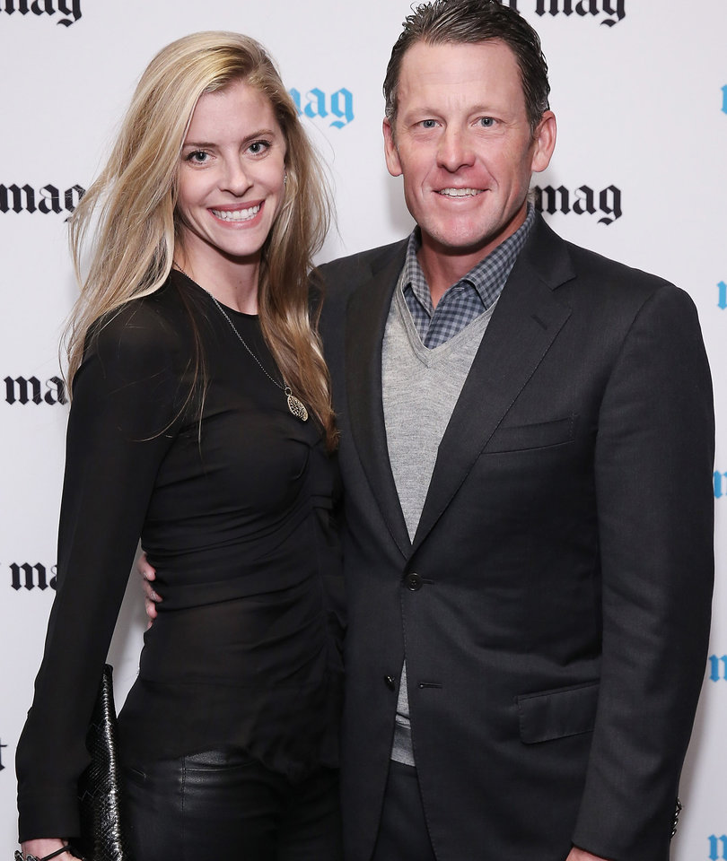Lance Armstrong Is Engaged to Longtime Girlfriend Anna Hansen