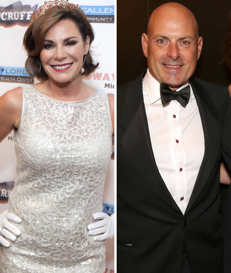'RHONY' Return to The Berkshires Where Luann Faces More Tom Accusations