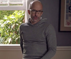 Watch Jim Rash Throw Out Nat Faxon's Oscar In 'Nobodies' Sneak Peek (Exclusive…