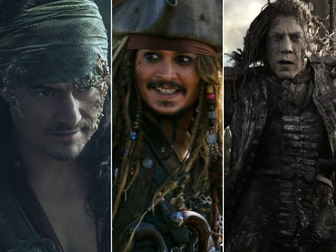 7 Things You Need to Know Before Seeing New 'Pirates' Film
