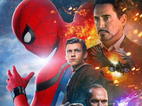 Peter Parker Plays With Fancy New Suit in 'Spider-Man: Homecoming' Trailer
