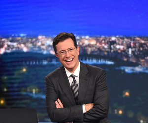 FCC Won't Fine Stephen Colbert for 'C--k Holster' Trump-Putin Joke