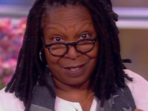Whoopi Goldberg on 'The View': No, I Didn't Say Mike Pence Is Part of the KKK