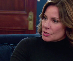 'RHONY' Return to The Berkshires Where Luann Is Grilled About Tom (Video)