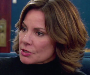 'RHONY' Return to The Berkshires Where Luann Is Grilled About Tom