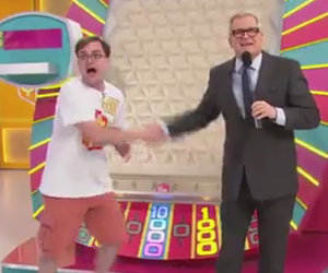 See 'Price Is Right' Contestant Freak Out After Breaking Show's Plinko Record (Video)