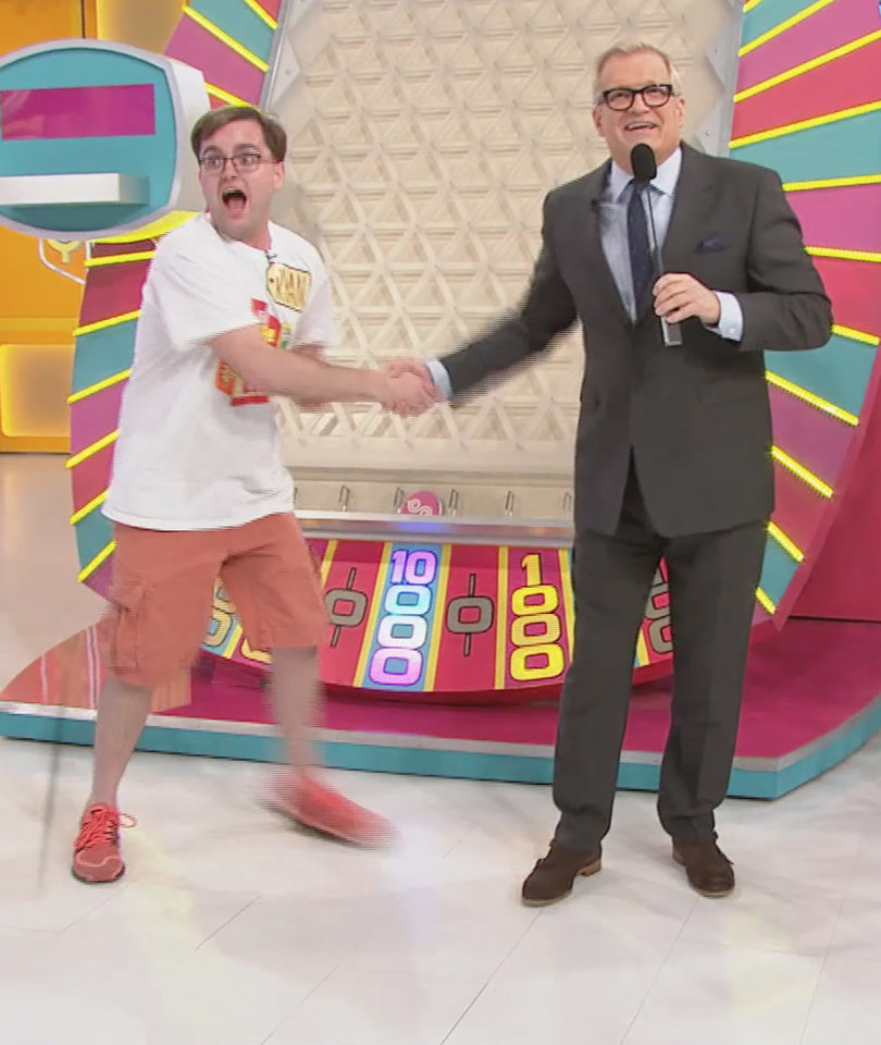 See 'Price Is Right' Contestant Freak Out After Breaking Show's Plinko Record