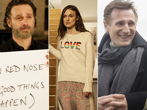 Stop Everything! The 'Love Actually' Reunion Sequel Is Here