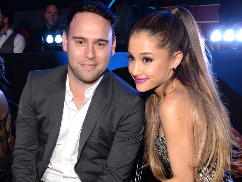 Ariana Grande's Manager 'Will Choose to Live Then to Be Afraid' of Terrorism