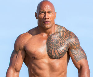 The Rock Gives 'Baywatch' Critics the People's Elbow on Twitter
