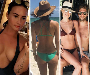 See This Weekend's Celebrity Beach Bods