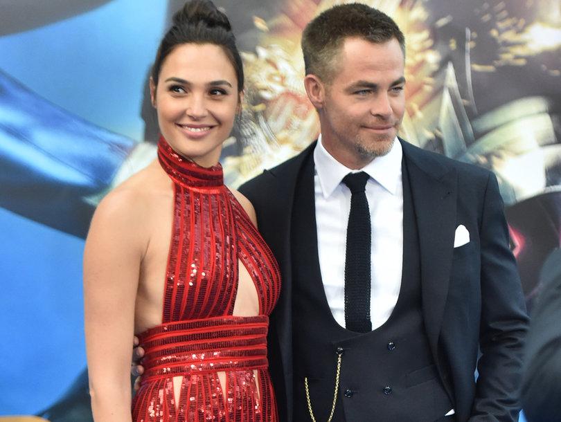 Inside the 'Wonder Woman' Los Angeles Premiere