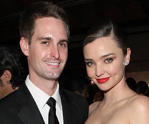 Miranda Kerr Sings 'Still The One' To Evan Spiegel At Their Wedding (from…