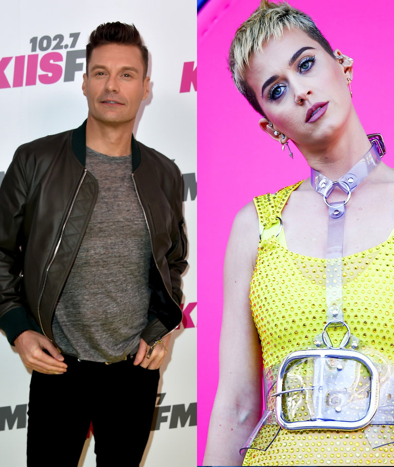 Ryan Seacrest May Ditch 'Idol' Over Katy Perry's $25 Million Paycheck…