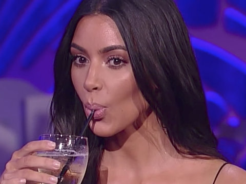 Kim Spills the Tea on Everything from Swift to Kendall's Pepsi Ad on 'WWHL'