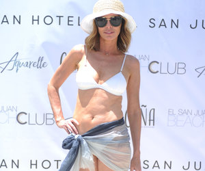 'RHONY' Star Carole Radziwell Relaxes Poolside with BF In Puerto Rico