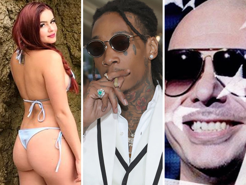 Why Ariel Winter, Pitbull and Wiz Khalifa Got Dragged by the Internet on Memorial Day