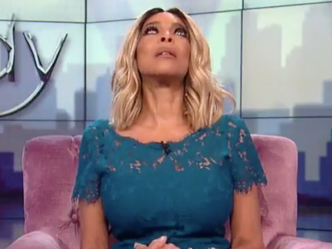 Wendy Williams' Tearful Tribute to Fan Who Died in Manchester Bombing