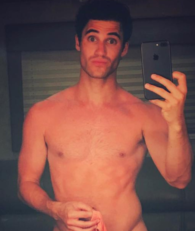 Criss Naked for 'Versace' and 21 Other Bare-Assed Stars on Social Media