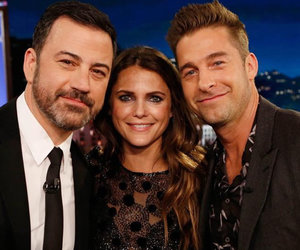 Speedman Confesses He Was a 'Disaster of a Boyfriend' to 'Felicity' Keri Russell