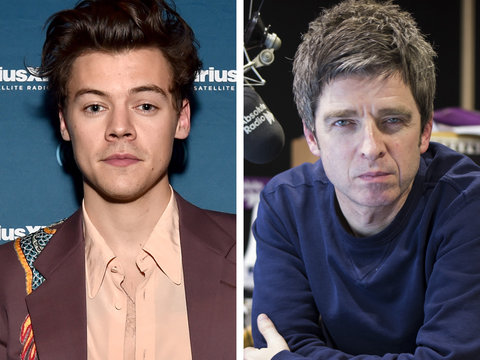 Oasis Singer Says His 'Cat Could've Written' Harry Styles' 'Sh-t' Single