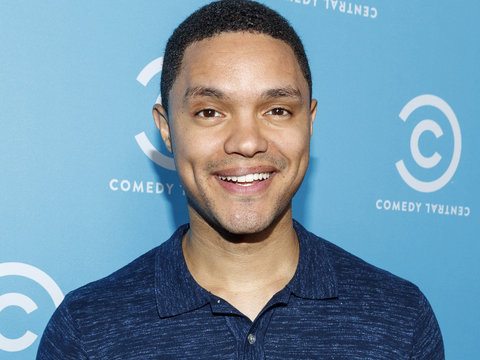 How Trevor Noah Forgave the Abusive Stepfather Who Shot His Mother
