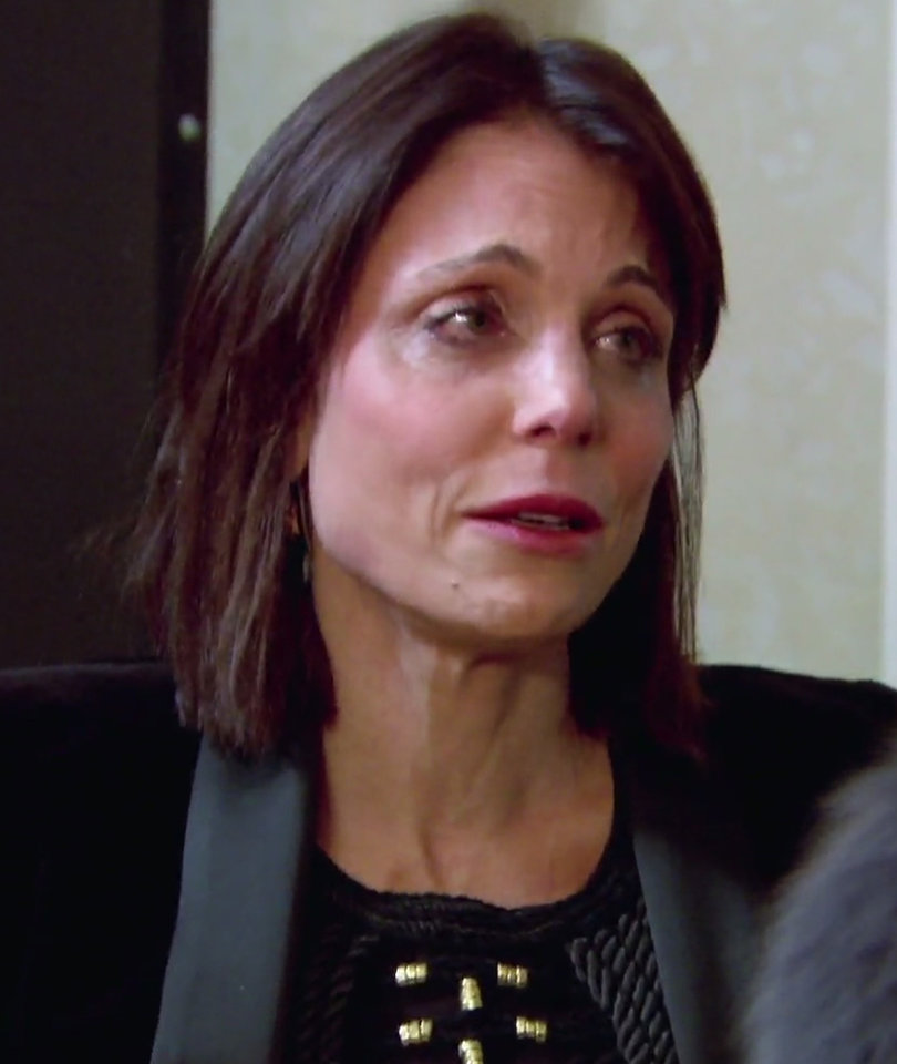 Bethenny Frankel Breaks Down in The Berkshires on 'RHONY'