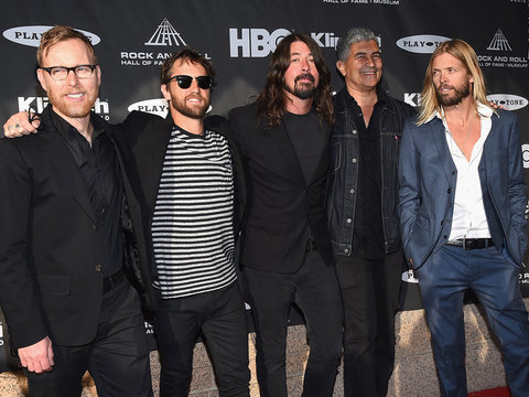 Foo Fighters Rock Out With Old Folks In New Music Video For 'Run'