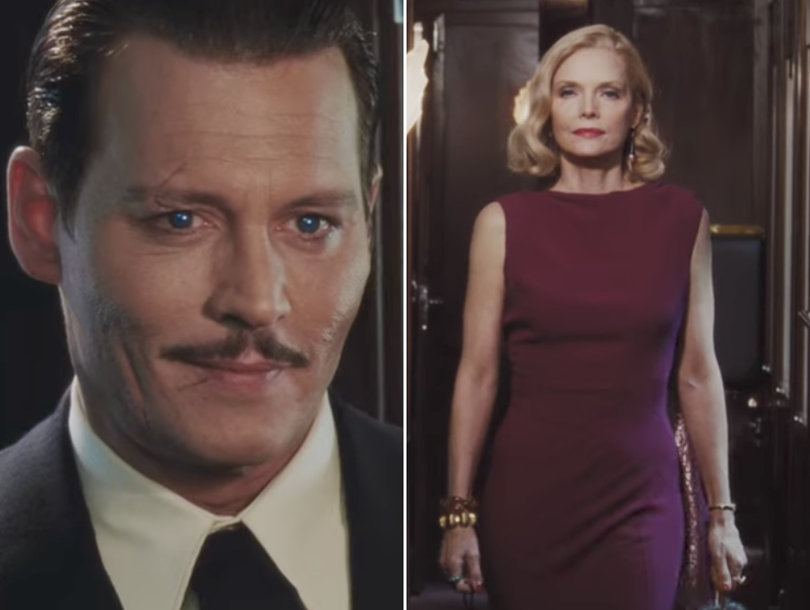 Everyone Is a Suspect in First 'Murder on the Orient Express' Trailer