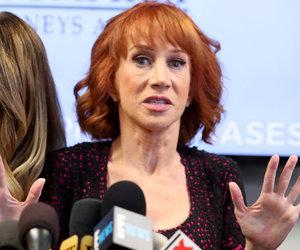 Kathy Griffin's Press Conference About Trump Garners Zero Sympathy