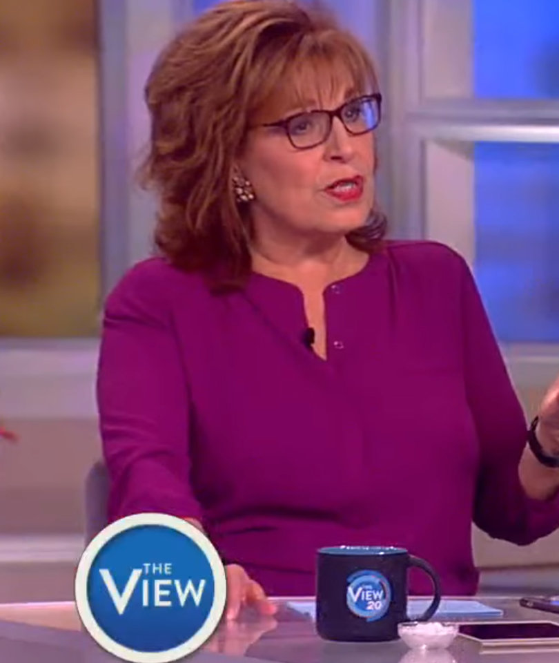 'The View' Goes In on Donald Trump's Weight Gain
