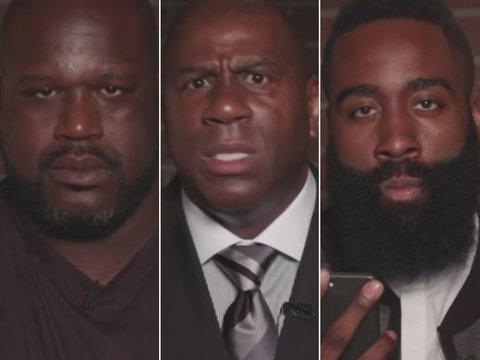 NBA Stars Brutalized In Jimmy Kimmel's Latest 'Mean Tweets'