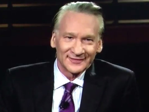 Twitter Explodes Over Bill Maher's Use of N-Word