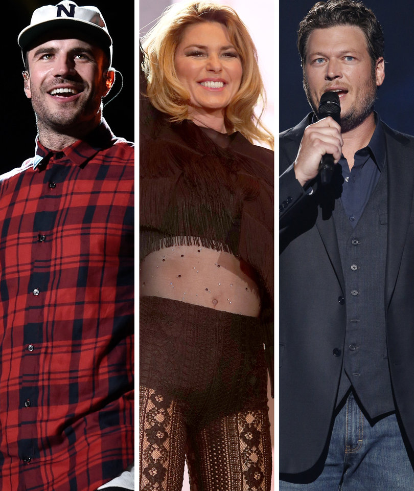 21 Hottest Country Singers