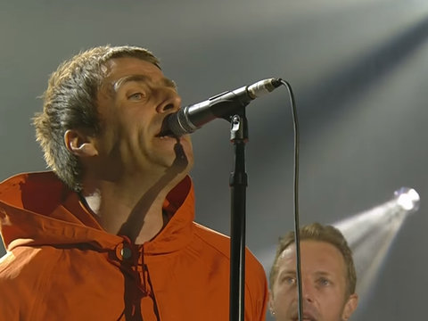 Liam Gallagher Calls Brother A 'Sad F-ck' for Missing Manchester Concert