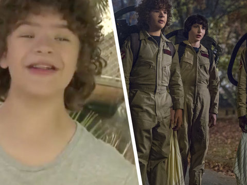 Gaten Matarazzo Teases Season 2 of 'Stranger Things'