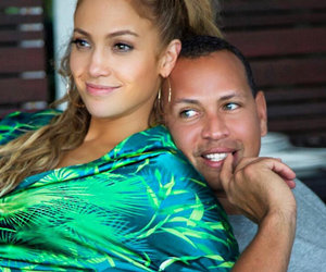 J.Lo and A-Rod Spend 'Sunday Funday' with All Their Kids In the Pool